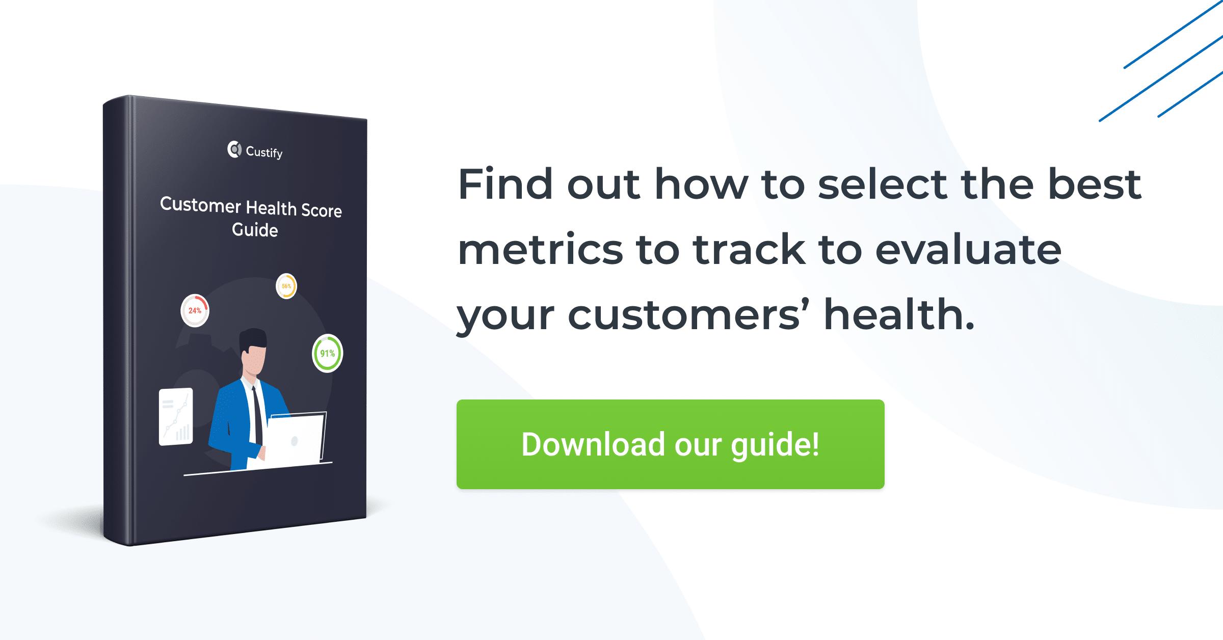 health score guide